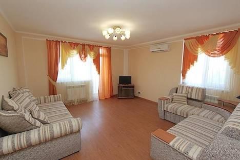 Сдается 1-комнатная квартира посуточно в Феодосии, переулок Танкистов 1Б.