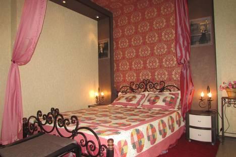 Сдается 1-комнатная квартира посуточнов Небуге, ул. Красной Армии, 6.