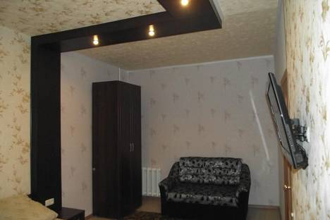Сдается 1-комнатная квартира посуточно в Кировске, Олимпийская, д.85.