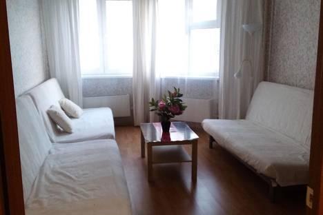 Сдается 1-комнатная квартира посуточнов Химках, проспект Мельникова, 21/1.