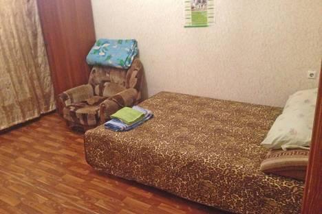 Сдается 1-комнатная квартира посуточнов Казани, ул. Академика Глушко, 22б.