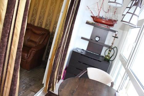 Сдается 1-комнатная квартира посуточно в Ялте, п.Гаспра, ул.Маратовская, д.69.