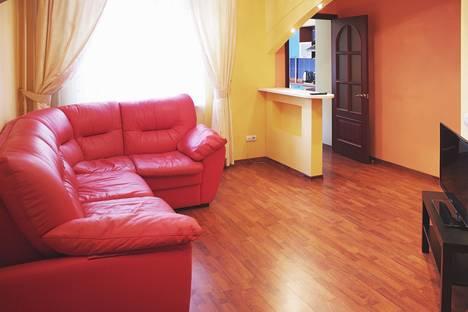 Сдается 2-комнатная квартира посуточнов Нижнем Новгороде, Невзоровых,47.