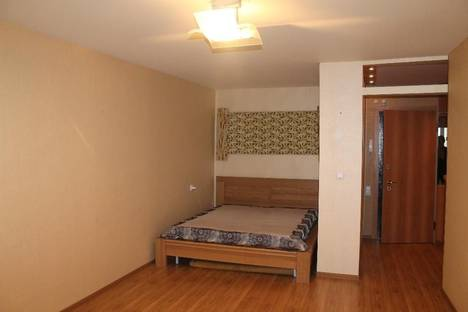 Сдается 1-комнатная квартира посуточнов Екатеринбурге, улица Репина, 105.