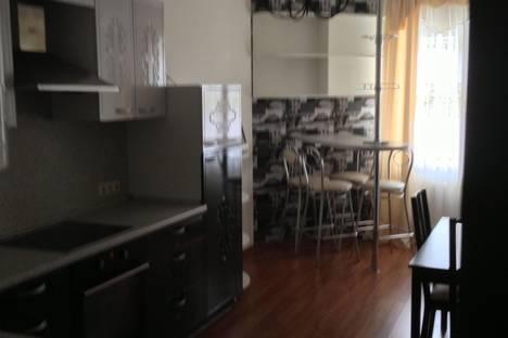 Сдается 1-комнатная квартира посуточнов Екатеринбурге, ул. Фурманова, 110.