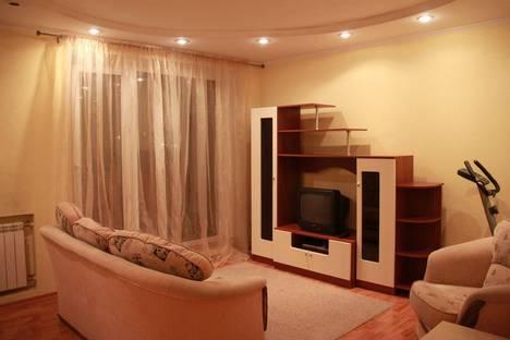 Сдается 1-комнатная квартира посуточнов Екатеринбурге, ул. Серафимы Дерябиной, 37.