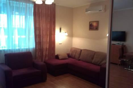 Сдается 1-комнатная квартира посуточнов Гаспре, Алупкинское шоссе, 28.