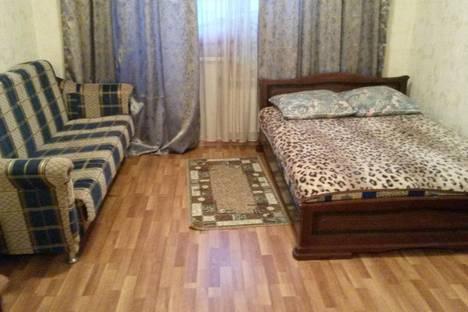 Сдается 1-комнатная квартира посуточно в Серпухове, ул.Форсса, д.10.