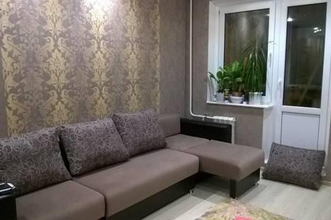 Сдается 1-комнатная квартира посуточнов Нефтекамске, ул. Карла Маркса, 8в.