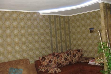 Сдается 1-комнатная квартира посуточнов Междуреченске, Строителей проспект, 30.