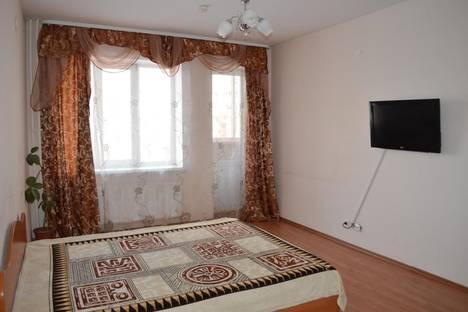 Сдается 1-комнатная квартира посуточнов Ижевске, ул. Василия Чугуевского, 9.