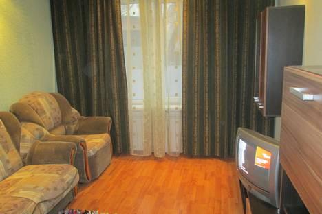 Сдается 1-комнатная квартира посуточнов Воронеже, володарского 40.