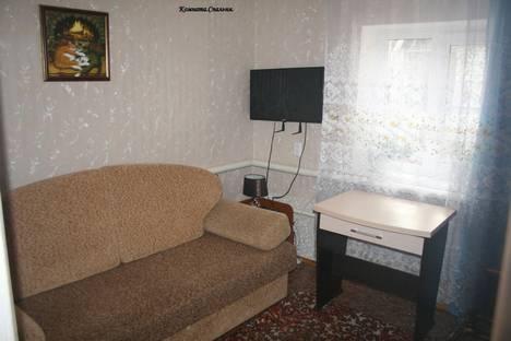 Сдается коттедж посуточно в Ессентуках, ул. Луначарского, 126.