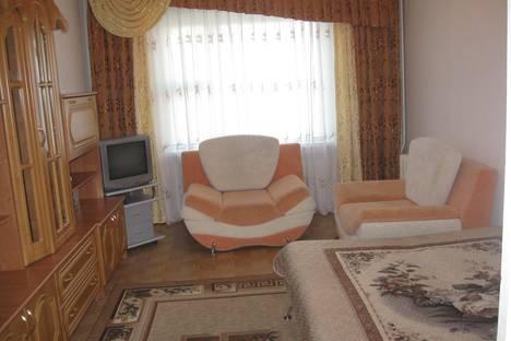 Сдается 1-комнатная квартира посуточно в Полоцке, ул.Богдановича,11.