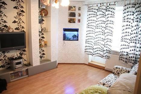 Сдается 2-комнатная квартира посуточно в Нижнем Тагиле, Черноисточинское шоссе 35.