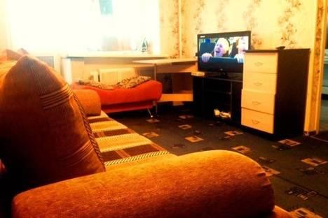 Сдается 3-комнатная квартира посуточно в Перми, ул. Пушкина, 35.