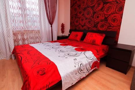 Сдается 1-комнатная квартира посуточнов Екатеринбурге, Московская 77.