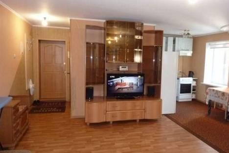 Сдается 1-комнатная квартира посуточно в Петропавловске-Камчатском, Петропавловск-Камчатский, 50 лет Октября улица, д. 28.