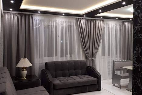 Сдается 3-комнатная квартира посуточно в Губахе, Тюленина улица, д. 1.