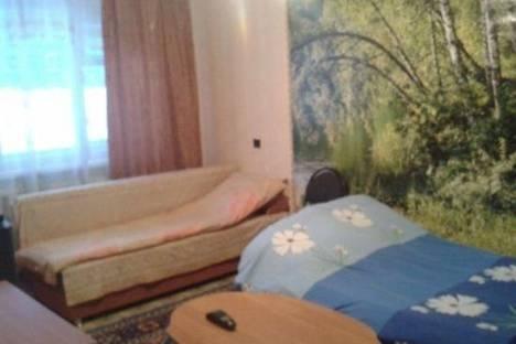 Сдается 1-комнатная квартира посуточнов Губахе, Свердлова проспект, д. 4а.
