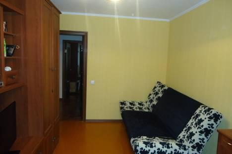 Сдается 1-комнатная квартира посуточнов Уфе, ул. Менделеева, 128.