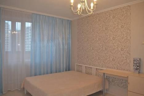 Сдается 1-комнатная квартира посуточнов Видном, Березовая улица, 3.