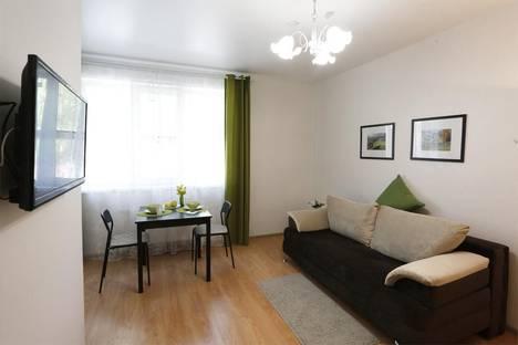 Сдается 1-комнатная квартира посуточнов Выксе, улица Амосова, 1.