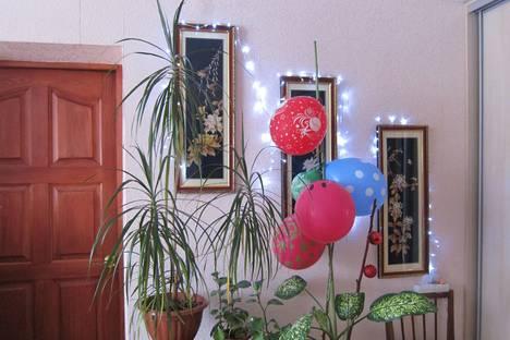 Сдается 3-комнатная квартира посуточно в Уфе, проспект Октября, 26.