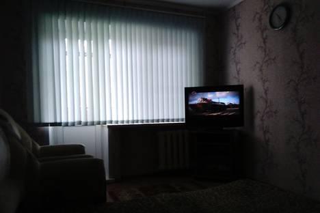 Сдается 1-комнатная квартира посуточно в Саранске, ул. Полежаева, 58.