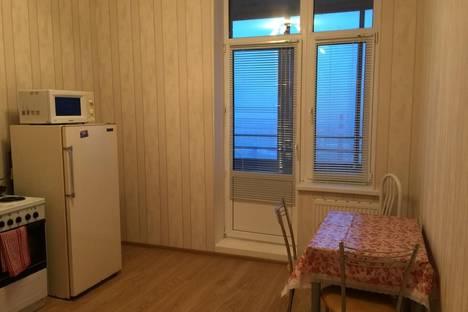 Сдается 1-комнатная квартира посуточнов Мытищах, ул. Институтская, 6.