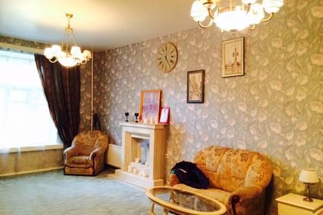 Сдается 1-комнатная квартира посуточнов Санкт-Петербурге, набережная реки Фонтанки 2.
