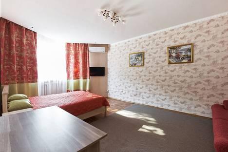 Сдается 1-комнатная квартира посуточно в Аксае, Садовая 12а.