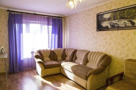 Сдается 1-комнатная квартира посуточнов Красноярске, Кирова 31.