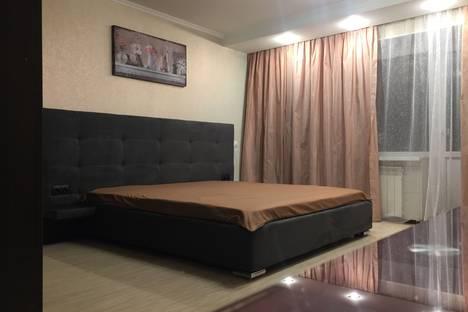 Сдается 1-комнатная квартира посуточно в Барнауле, ул.Чкалова 21.