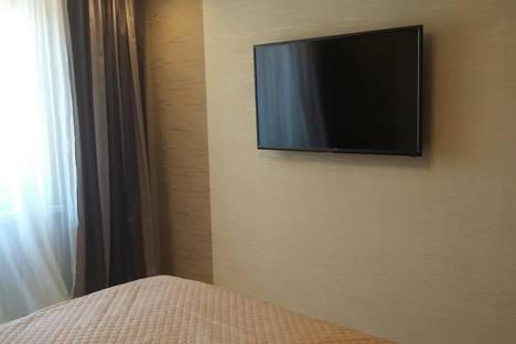 Сдается 2-комнатная квартира посуточно в Барнауле, ул.Чкалова 57.