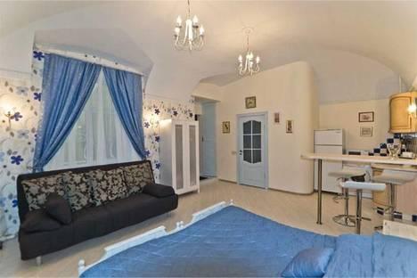 Сдается 1-комнатная квартира посуточнов Санкт-Петербурге, Миллионная, д. 11.
