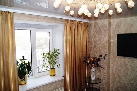 Сдается 1-комнатная квартира посуточнов Екатеринбурге, Победы, 37.
