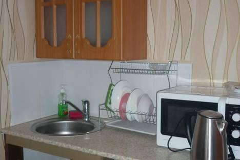 Сдается 1-комнатная квартира посуточно в Сыктывкаре, Куратова 35.