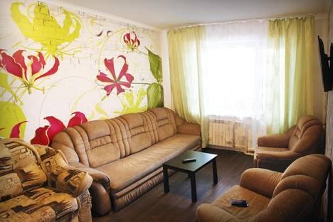 Сдается 2-комнатная квартира посуточно в Бийске, Мухачева 250.