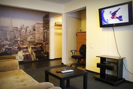 Сдается 2-комнатная квартира посуточно в Бийске, ул. Радищего 6.