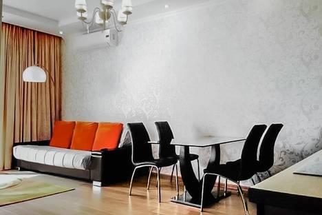 Сдается 2-комнатная квартира посуточно в Сочи, Курортный проспект 92/5.