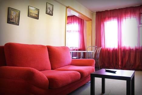 Сдается 3-комнатная квартира посуточно в Бийске, Мухачева 133/2.