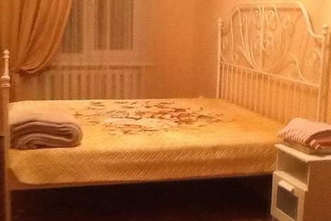 Сдается 2-комнатная квартира посуточно, Кавказская 56.
