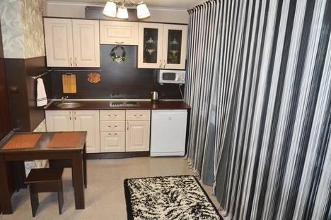 Сдается 1-комнатная квартира посуточнов Петропавловске-Камчатском, проспект 50 лет Октября, 5/2.