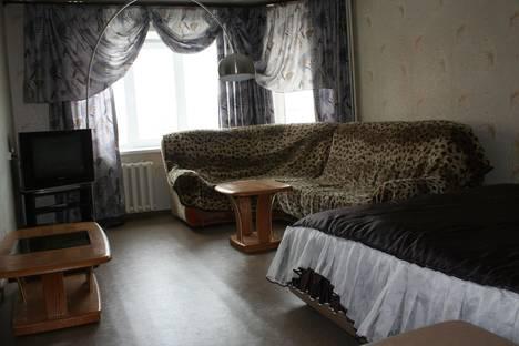 Сдается 1-комнатная квартира посуточнов Южноуральске, Сергея Буландо, 4.