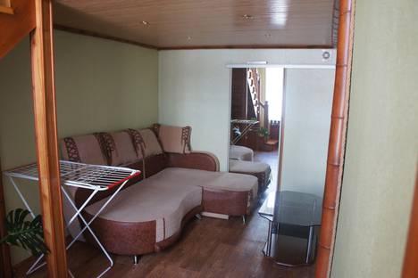 Сдается 2-комнатная квартира посуточно в Евпатории, Тучина 1.