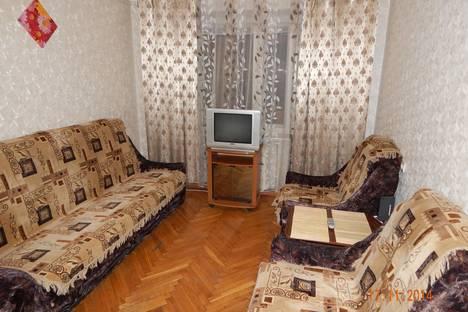 Сдается 1-комнатная квартира посуточнов Воронеже, Фридриха Энгельса, 34.