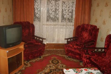 Сдается 3-комнатная квартира посуточнов Переславле-Залесском, Строителей, 30.