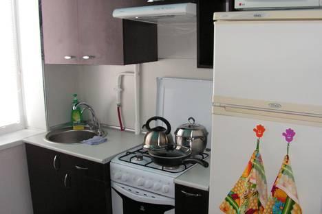Сдается 2-комнатная квартира посуточнов Комсомольске-на-Амуре, Интернациональный проспект, 45.