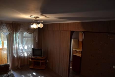Сдается 1-комнатная квартира посуточнов Усть-Каменогорске, ул. Алматинская д. 71.